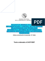 Seguridad en Argentina
