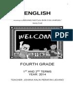 6 g04 Fourth Grade English