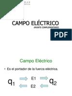 Fisica Ii_unidad I_campo Electrico_apunte Complementario