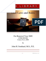 L-2000-Ohio Laws and Rules