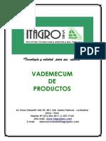 VADEMECUM ITAGRO 2008
