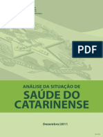 Analise Da Situacao de Saude Do Catarinense