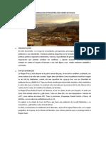 Contaminacion Atmosferica Cerro de Pasco