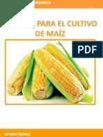 Manual Para El Cultivo de Maiz