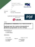 Rapport de Stage LEAR Corporation