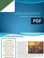 Qu Nos Motiva Webpage