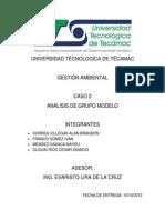 Analisis Grupo Modelo 2