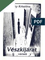Reviczky Krisztina Vészkijárat