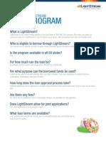 lightstream faq