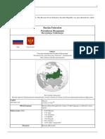 The Russian Soviet Federative Socialist Republic