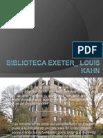 Biblioteca Exeter_ Louis Kahn