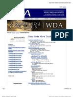 Trademark Facts- WDALAW
