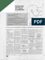 Gil R. - La Névralgie Essentielle Du Trijumeau - Psychiatrie Pratique Du Médecin - 1980