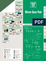 Worm Gear _ Khk