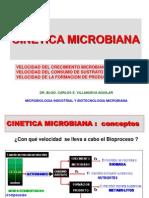 3.1. Cinetica Microbiana