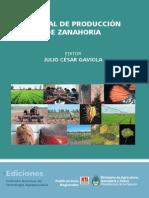 INTA - Cap 09. Buenas Prácticas Agrícolas en El Cultivo de La Zanahoria