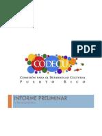 Informe Preliminar CODECU_31 de Mayo 2014