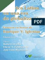 America Latina en Una Era de Globalizacion
