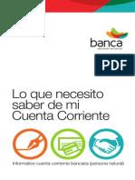 Cuenta Corriente Banco Falabella