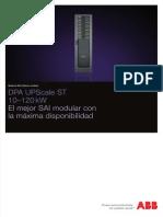 Brochure DPA UPScale ST ES