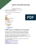 Microsoft Word - Dicas Para Desempenho