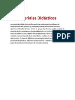 Los Materiales Didácticos y CCleaner