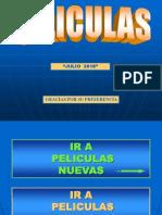Peliculas 2010