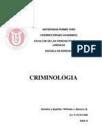 Criminologia Tema 9