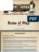 Rulebook Ver DRAFT 1.2