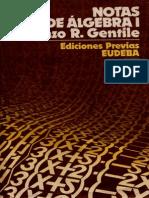 Notas de Algebra-Gentile (1)