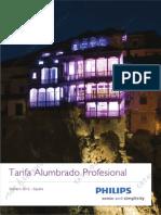 PHILIPS - Tarifa Alumbrado Profesional 02-2012
