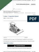 SSBU7801 - Cadena -Comprobar-Ajustar D3G