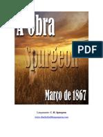 C. H. Spurgeon - A Obra