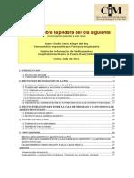 Informe Piì-ldora (Centro de Informacioì-n de Medicamentos)