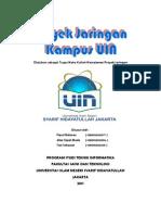 Manajemen Proyek Jaringan Kampus Uin