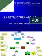 ESTRUCTURA ATOMICA 2013