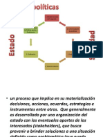 Policy Cicle