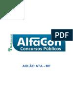 Aulao Ata Mf