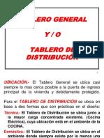 Tablero Gral y Tab. Dist