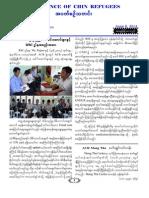 ACR Newsletter (08 June 2014)