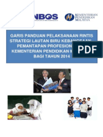 Garis Panduan Pelaksanaan Rintis Nbos-ppg, Kpm 2014