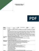 Planificacion Tecnologia 2º Basico