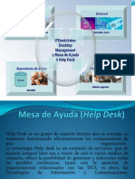 Mesa de Ayudao Help Desk
