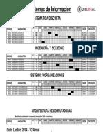 Ingeniería Sistemas CL2014 [1 a 3]