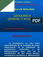 Geoquímica 1