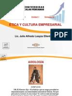 Semana 01d- Axiología