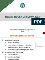 desain  kurikulum 2013