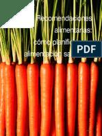 Dieta Alimentacion Saludable (Senc)