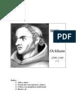 Resumen Ockham