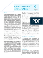 Poverty, Employment and UnEmployment